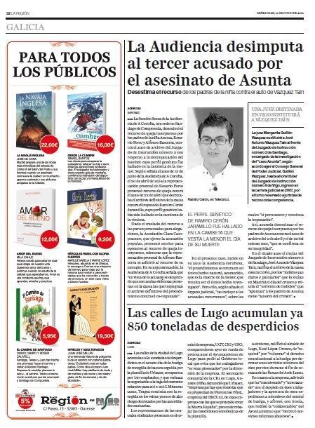 La Región Ourense.