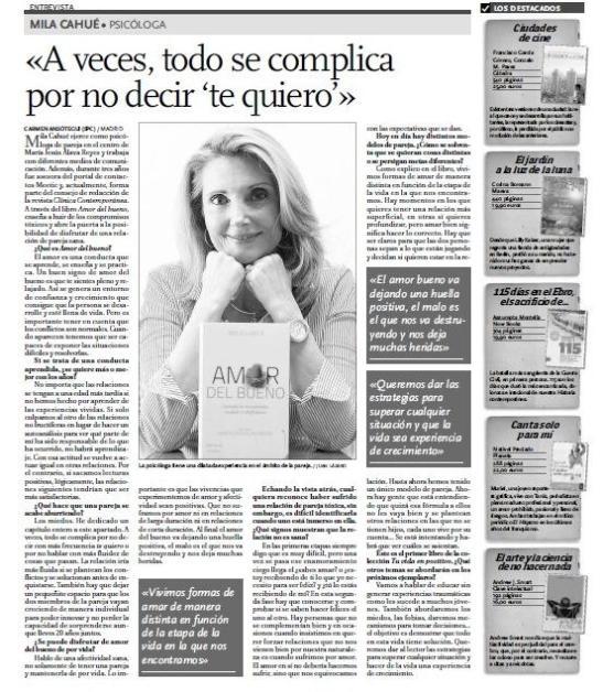 El Correo de Andalucía 21 Julio 2014