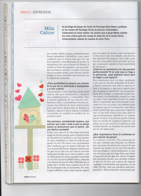 Psicología Práctica 3 Junio 2014