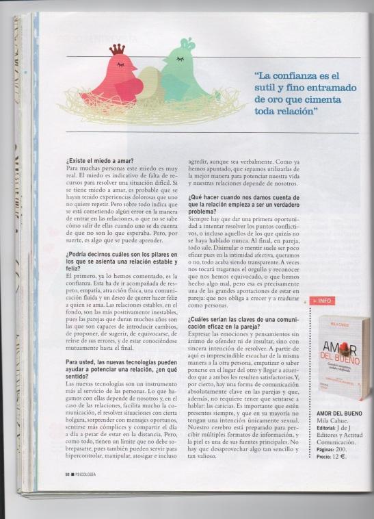 Psicología Práctica 5 Junio 2014