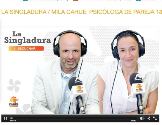 Radio InterEconomía La Singladura 18 Agosto 2014