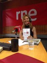 En los estudios de RNE Alicante preparados para entrar en el programa