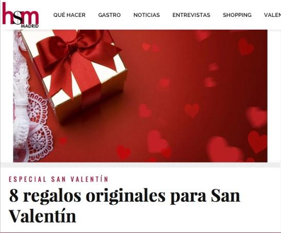 HSM San Valentín