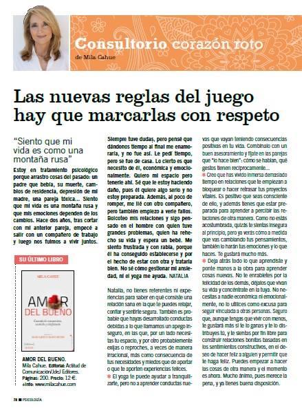 Psicología Práctica Julio 2015