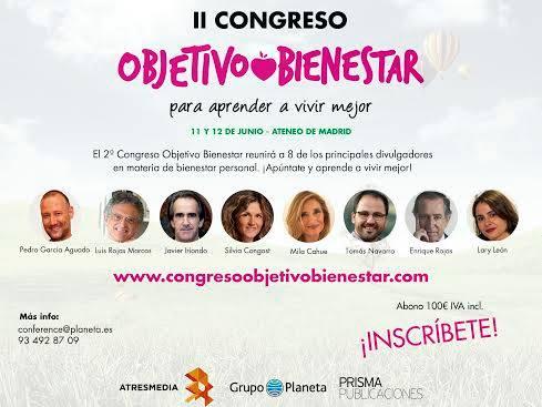 II Congreso Bienestar