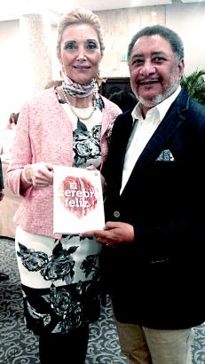 Con el Dr. José Miguel Gómez Ruiz