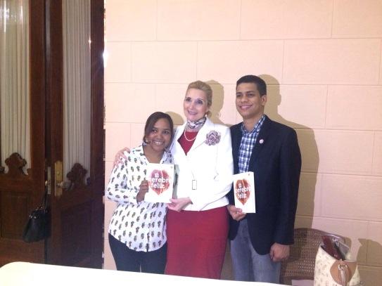 Firmando Libros Palacio Nacional 4